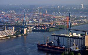 Vliegtickets Hamburg