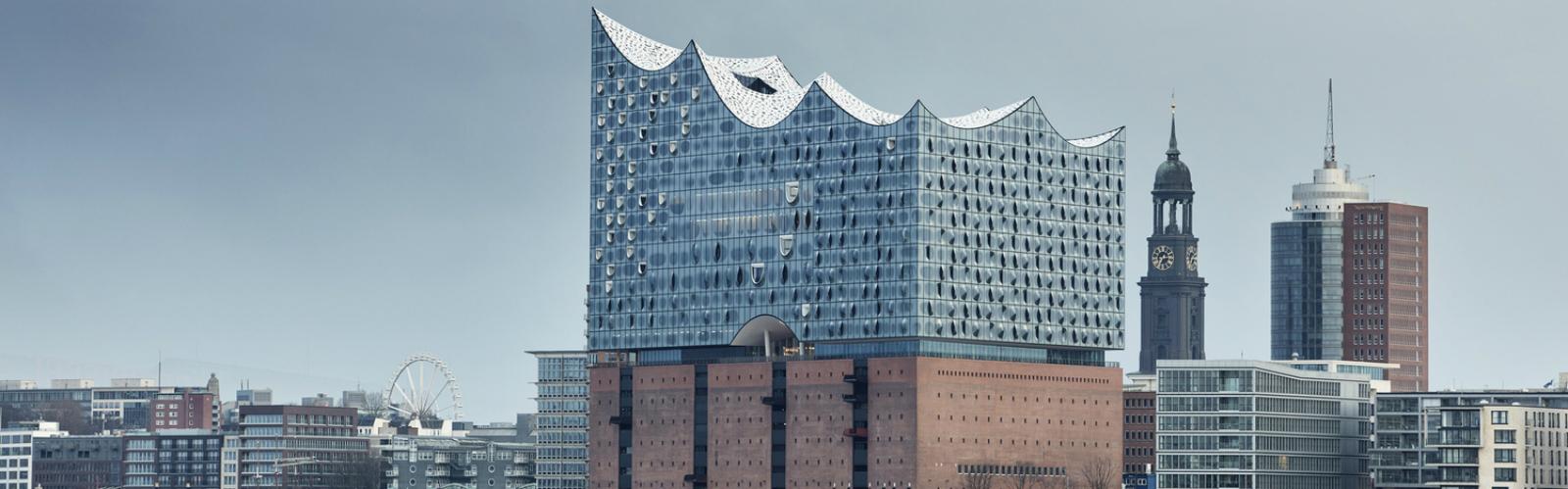 Hotel vinden in het mooie Hamburg