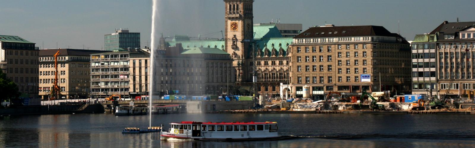 Vakantie naar het avontuurlijke Hamburg